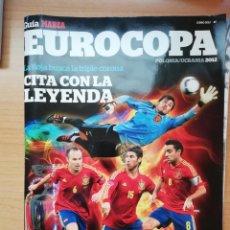 Coleccionismo deportivo: GUÍA MARCA DE LA EUROCOPA POLONIA/UCRANIA 2012. Lote 195478302