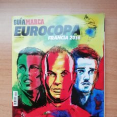 Coleccionismo deportivo: GUÍA MARCA DE LA EUROCOPA DE FRANCIA 2016. Lote 195480310