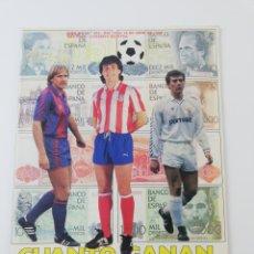 Coleccionismo deportivo: REVISTA DON BALON NUMERO 652 ABRIL 1988 REAL MADRID PSV RCD ESPAÑOL BRUJAS VER SUMARIO. Lote 195884031