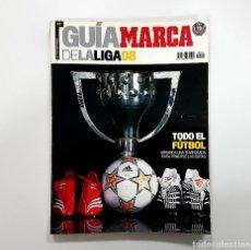 Coleccionismo deportivo: GUIA MARCA DE LA LIGA 08. TODO EL FUTBOL. 2008 2009. NUEVA, SIN USO. Lote 195964887