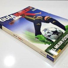 Coleccionismo deportivo: GUIA MARCA DE LA LIGA 09. EL MEJOR FUTBOL DE EUROPA. 2009. NUEVA, SIN USO. Lote 195964993