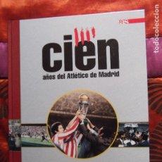 Coleccionismo deportivo: AS-ATLETICO DE MADRID-CIEN AÑOS-V70-127 PAGINAS-Nº3. Lote 196084811