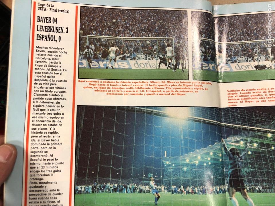 Coleccionismo deportivo: DON BALÓN N° 658 (1988). POSTER ESPAÑOL SUBCAMPEÓN COPA UEFA, FINAL UEFA, TXIKI BEGUIRISTAIN,... - Foto 2 - 196283021