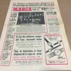 Coleccionismo deportivo: 24-6-1964 FINAL UEFA EURO : SPAIN - URSS 2-1 / FAIRS CUP FINAL: REAL ZARAGOZA - VALENCIA. Lote 196753250
