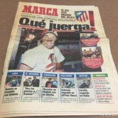 Coleccionismo deportivo: 27-5-1996 ATLETICO MADRID CAMPEÓN DE LIGA. Lote 197175047