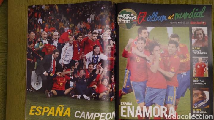 Coleccionismo deportivo: REVISTA ESPECIAL DON BALÓN N°1811. CAMPEONISIMOS ESPAÑA CAMPEONA DEL MUNDO 2010 - Foto 2 - 197784916