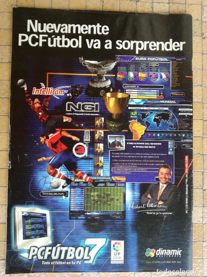 Coleccionismo deportivo: ESPECIAL REVISTA BARÇA SPORT 100 AÑOS DE ORO DEL FUTBOL CLUB BARCELONA - Foto 4 - 197852412