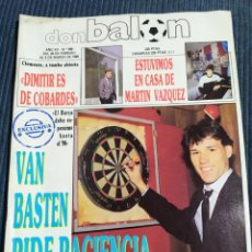 Collezionismo sportivo: REVISTA DON BALON 698. Lote 197885401
