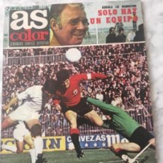 Collectionnisme sportif: AS COLOR 409 REPORTAJES DE JUANJO Y BIO Y POSTER CENTRAL SELECCION BALONMANO. Lote 198325351