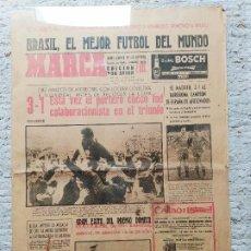 Colecionismo desportivo: MARCA. 18 JUNIO 1962. Lote 198403190