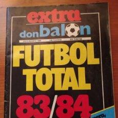 Coleccionismo deportivo: EXTRA LIGA 83.84. Lote 198470933
