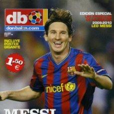 Coleccionismo deportivo: MESSI EL MEJOR JUGADOR DEL MUNDO (EXTRA Nº 120). Lote 198593982