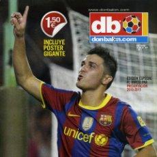 Coleccionismo deportivo: FC BARCELONA 2010-11 (EXTRA Nº 131). Lote 198594495