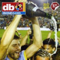 Coleccionismo deportivo: FC BARCELONA - TRICAMPEONES 2010-11 (EXTRA Nº 136). Lote 198594721