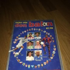 Coleccionismo deportivo: EXTRA LIGA DON BALÓN Nº 37 - 1997-98 - AÑO XXIII - 97/98. Lote 198943596