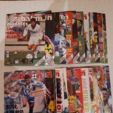 Coleccionismo deportivo: LOTE 24 DON BALON MUNDIAL USA 94. DEL 21 DE FEBRERO AL 1 DE AGOSTO DE 1994. COMPLETAS.. Lote 198946952