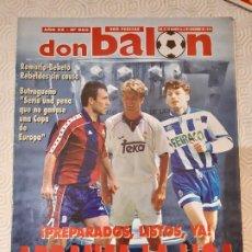 Coleccionismo deportivo: DON BALON NUMERO 983. SEPTIEMBRE 1994.. Lote 198947481