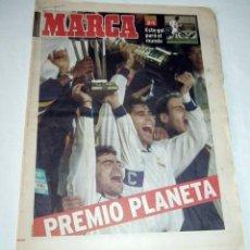 Coleccionismo deportivo: DIARIO MARCA COPA INTERCONTINENTAL 1998 - REAL MADRID 2 - VASCO DE GAMA 1. Lote 199092106