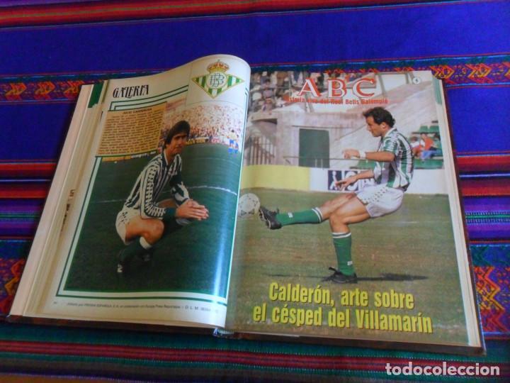 Coleccionismo deportivo: DON BALÓN 16 AL 33 EXTRA REAL MADRID 34 AL 45, 76 AL 90 MEJORES FOTOS FÚTBOL ESPAÑOL, 316 AL 330. BE - Foto 10 - 199186301