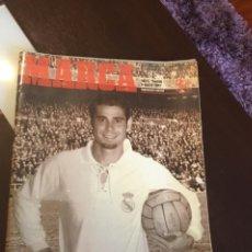 Coleccionismo deportivo: MARCA CENTENARIO DEL REAL MADRID ESPECIAL 120 PAGINAS . Lote 199449873