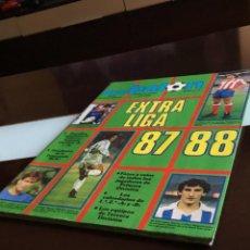 Coleccionismo deportivo: EXTRA DON BALON LIGA 87 - 88 I M P E C A B L E . Lote 199693005
