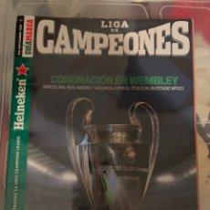 Coleccionismo deportivo: GUIA MARCA LIGA DE CAMPEONES 2010. Lote 200509933