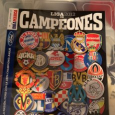 Coleccionismo deportivo: GUIA MARCA LIGA DE CAMPEONES 2012. Lote 200509963