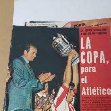 Coleccionismo deportivo: REVISTA AS COLOR ATLÉTICO DE MADRID CAMPEÓN COPA DEL REY 1976. Lote 201793998