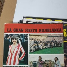 Coleccionismo deportivo: REVISTA AS COLOR REPORTAJE 75 ANIVERSARIO ATLÉTICO DE MADRID. Lote 201821498