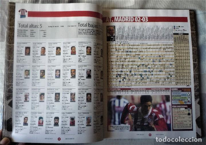 Coleccionismo deportivo: SUPLEMENTO ESPECIAL LIGA 2003-2004. DEL DIARIO MUNDO DEPORTIVO - Foto 4 - 202538755