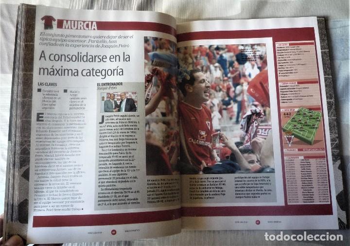 Coleccionismo deportivo: SUPLEMENTO ESPECIAL LIGA 2003-2004. DEL DIARIO MUNDO DEPORTIVO - Foto 7 - 202538755