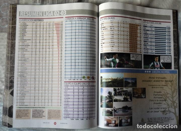 Coleccionismo deportivo: SUPLEMENTO ESPECIAL LIGA 2003-2004. DEL DIARIO MUNDO DEPORTIVO - Foto 9 - 202538755