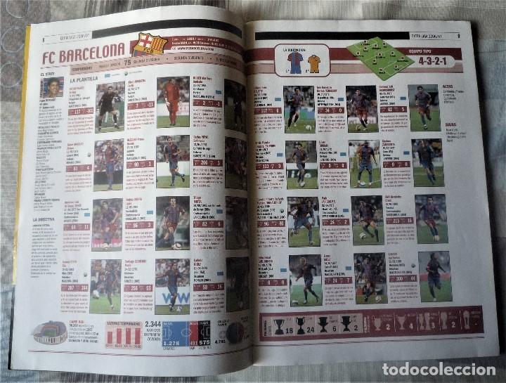 Coleccionismo deportivo: SUPLEMENTO ESPECIAL LIGA 2006-2007. DEL DIARIO SPORT - Foto 2 - 202539542