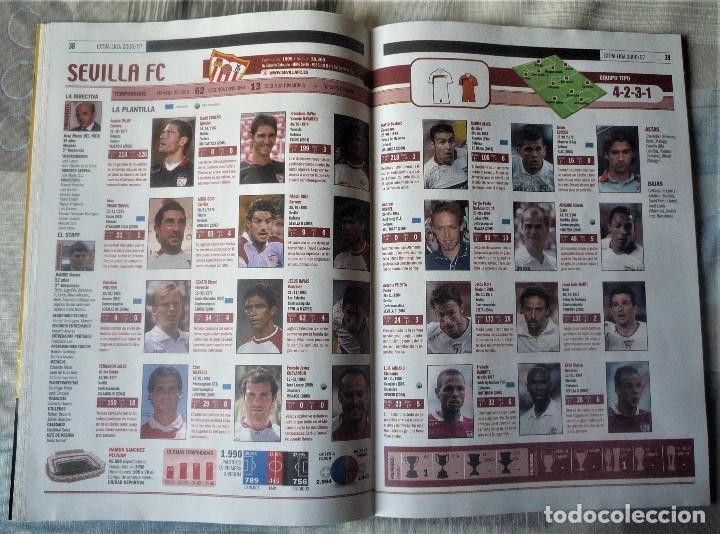 Coleccionismo deportivo: SUPLEMENTO ESPECIAL LIGA 2006-2007. DEL DIARIO SPORT - Foto 5 - 202539542
