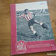 Coleccionismo deportivo: MARCA SUPLEMENTO GRAFICO DE LOS DEPORTES Nº 36 MARTIN AVIACION FIGURAS ROMANONI 29 MAYO 1945. Lote 202593740