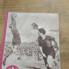 Coleccionismo deportivo: MARCA SUPLEMENTO GRAFICO DE LOS DEPORTES Nº 150 - 16 OCTUBRE 1945. Lote 202594701