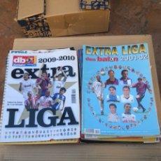 Coleccionismo deportivo: LOTE DE 19 EXTRAS DE DON BALÓN. Lote 202623257