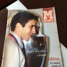 Coleccionismo deportivo: DIARIO MARCA LA NOVENA COPA DE EUROPA DEL REAL MADRID. Lote 202624735