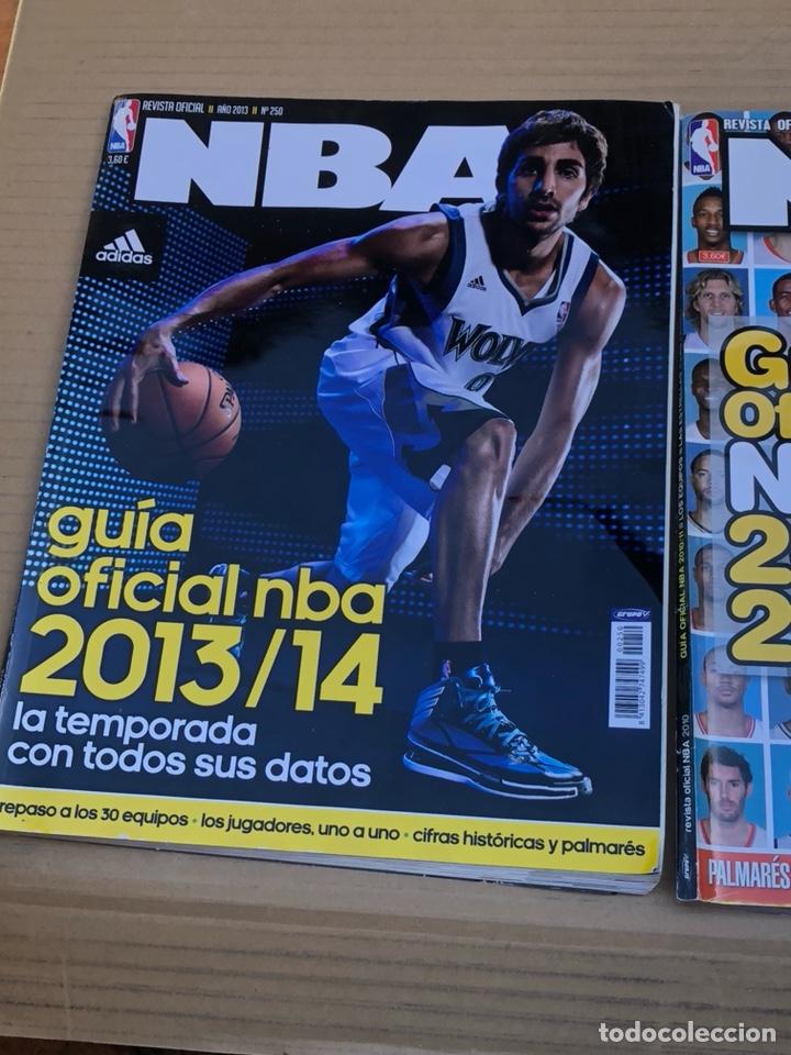 Coleccionismo deportivo: Lote de 2 guias de la NBA - Foto 2 - 202628946