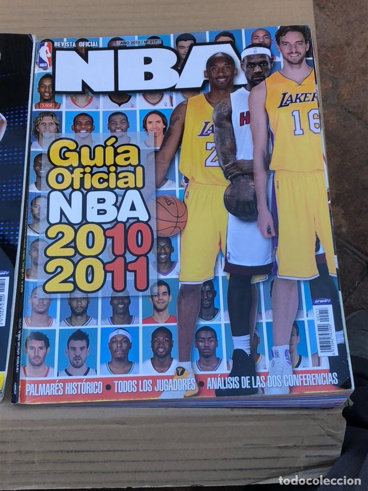 Coleccionismo deportivo: Lote de 2 guias de la NBA - Foto 3 - 202628946