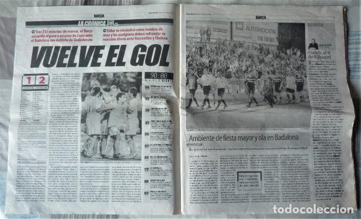 Coleccionismo deportivo: MUNDO DEPORTIVO DE 26 DE OCTUBRE DE 2006 - Foto 3 - 202678797