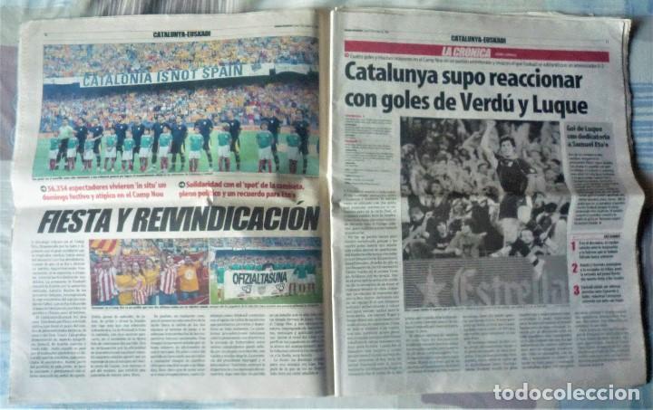 Coleccionismo deportivo: MUNDO DEPORTIVO DE 9 DE OCTUBRE DE 2006 - Foto 3 - 202692527