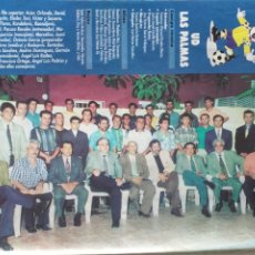 Collezionismo sportivo: FÚTBOL REVISTA DON BALÓN 1996 1997 MINI POSTER U.D. LAS PALMAS. Lote 203772743