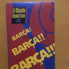 Coleccionismo deportivo: VHS BARÇA DREAM TEAM LIGA 1992-93. Lote 203809927