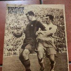 Coleccionismo deportivo: ANTIGUO PERIODICO DEPORTIVO VIDA DEPORTIVA 1951. REPORTAJES MUY INTERESANTES.... Lote 203910091