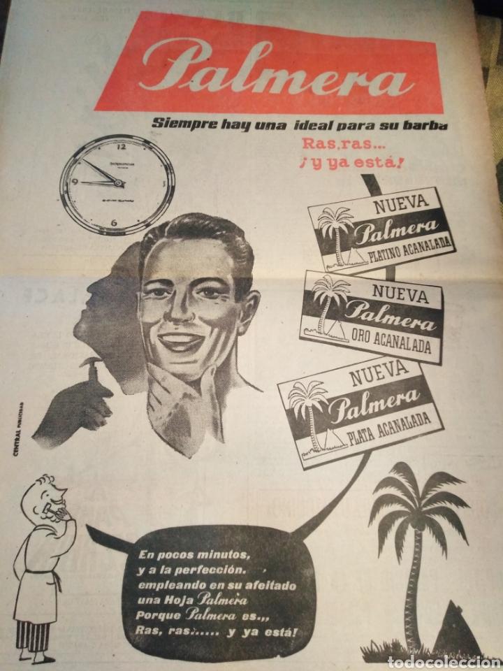 Coleccionismo deportivo: MARCA-18/12/60,HOYBEN BARCELONA HOMENAJE A POBLET,ATLÉTICO-SEVILLA,BETIS-MADRID, - Foto 2 - 204076818