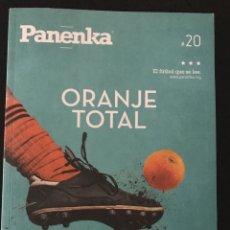 Coleccionismo deportivo: FÚTBOL PANENKA 20 - EUROCOPA 88 - HOLANDA - CRUYFF - MICHELS - DE PEDRO - TONI - BASILEA - RIQUELME. Lote 204713072