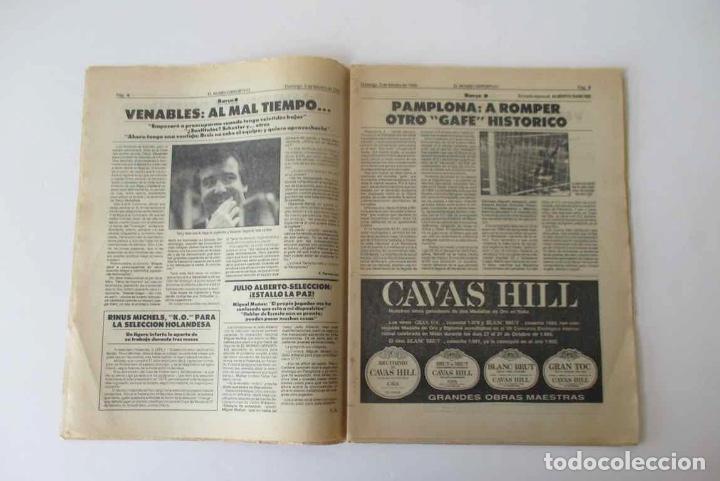 Coleccionismo deportivo: EL MUNDO DEPORTIVO AÑO 1985 - QUINI VUELVE A BARCELONA, GRAN GALA DEPORTIVA MUNDO DEPORTIVO... - Foto 3 - 205010531