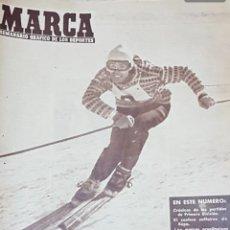 Coleccionismo deportivo: LOTE ANTIGUAS REVISTAS DIARIO MARCA. Lote 205453853