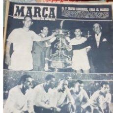Coleccionismo deportivo: LOTE ANTIGUAS REVISTAS DIARIO MARCA. Lote 205453962